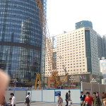 Huaqiangbei Construction (Mar 2013)
